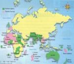 DOMINACION EUROPEA  EN AFRICA Y ASIA EN EL SIGLO XVIII