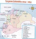 LA  GRAN  COLOMBIA 1824 - 1833