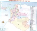 REPUBLICA DE LA NUEVA GRANADA 1845 - 1857